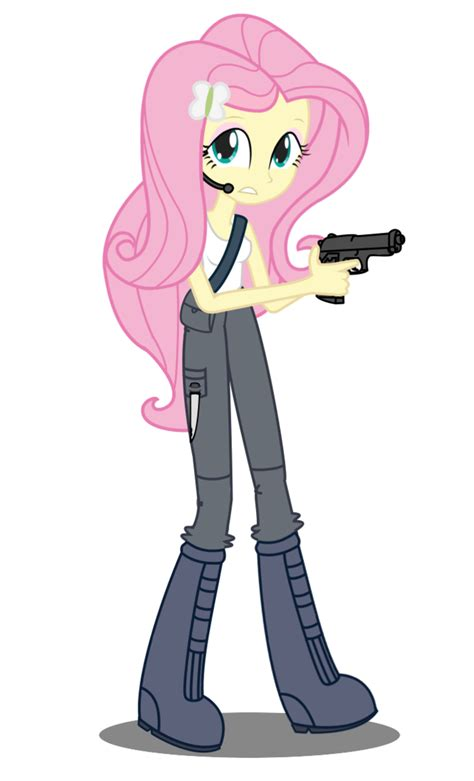 discord zombies equestria girls fluttershy zombie apocalypse by gioku on
