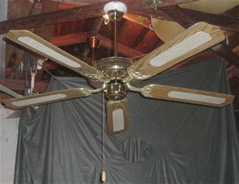 Ceiling Fan Models by How To Install Ceiling Fan Model Ac 552 Warisan Lighting