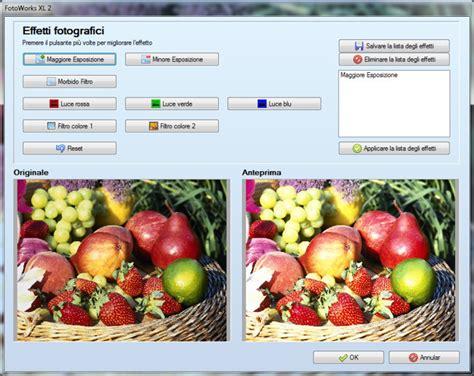 modifica foto cornici fotoritocco con programma per modificare foto