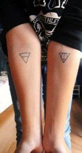 what does the triangle tattoo mean what does triangle ideas designs