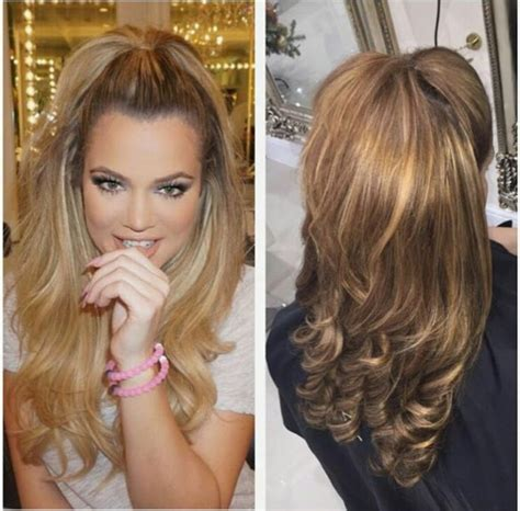 Half Ponytail Hairstyles by Ponytails
