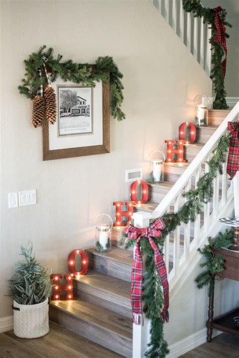 decorating house for christmas best 25 christmas decor ideas on pinterest xmas