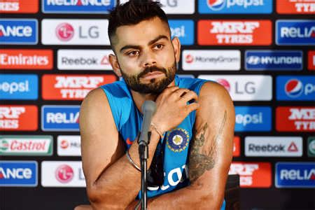 tattoo designs of virat kohli cricketers and their tattoos times of india