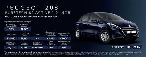 peugeot new driver deals peugeot 208 deals new peugeot 208 cars for sale