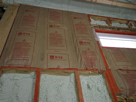 How To Insulate A Garage Wall by Air Sealing A Drafty House Hgtv