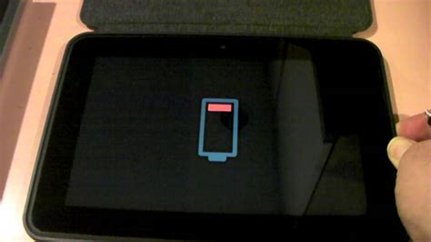 does kindlee with a charger kindle hd 8 9 problem with battery not charging