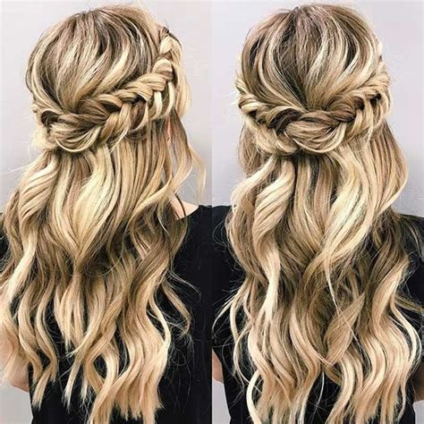 homecoming hairstyles all down best 20 prom hairstyles ideas on pinterest hair styles