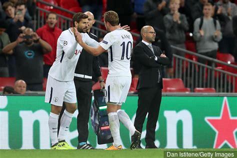 conte penilan bagus melawan tim dengan skuat terbaik di mata llorente harry kane adalah salah satu striker