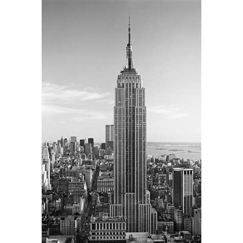 Peel And Stick Removable Wallpaper by Empire State Building Wall Mural Dm671 Empire State