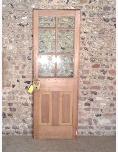 Cedar Interior Doors C349 Half Glazed Cedar Interior Door By Historic Doors