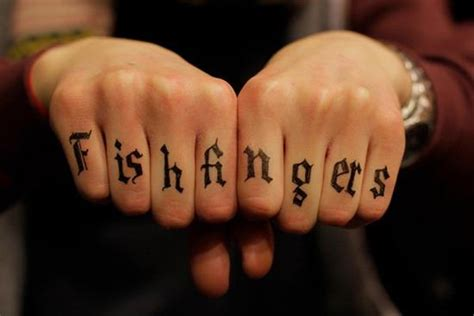 finger tattoo fish 60 amazing finger tattoos