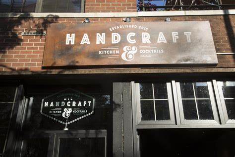 Handcraft Kitchens - handcraft kitchen cocktails provides an epic brunch in a