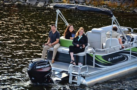 legend pontoon boat prices legend boats aluminum fishing boats and pontoons