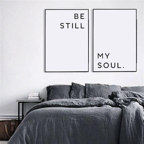 schlafzimmer poster be still my soul poster be still my soul print valentines