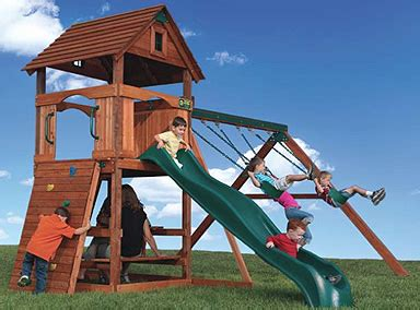 backyard equipment playground equipment dehne lawn leisure inc