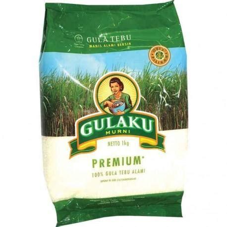 Gulaku Kemasan Gulaku Gula Tebu Premium 1kg Medanmart