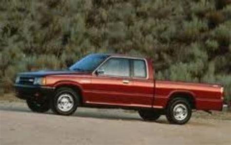 mazda  series pickup truck service repair manual  downloa