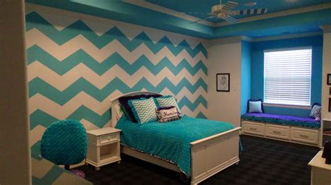 Chevron Room by Chevron Wall