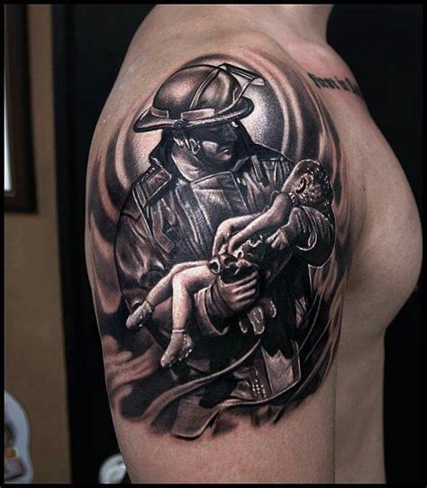 reos tattoo 204 best images about firefighters on maltese