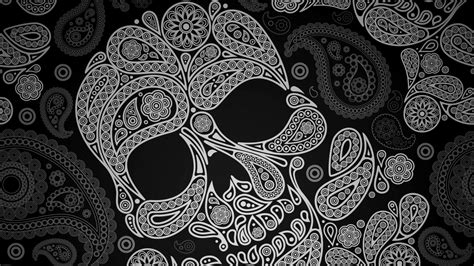iphone wallpaper girly skull skull background 183 download free awesome high resolution