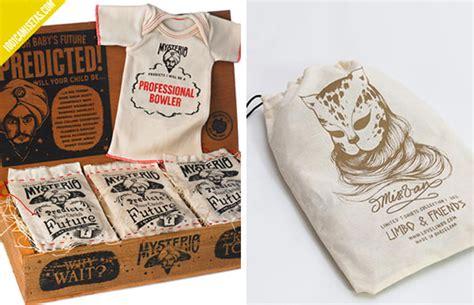 Kaos Tshirt Whynot 25 creative t shirt packaging design exles part 2