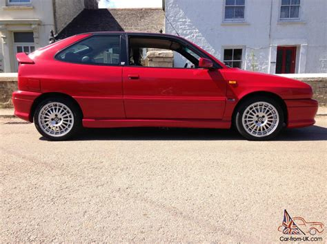 Lancia Delta 1995 1995 Lancia Delta Ii 836 Pictures Information And