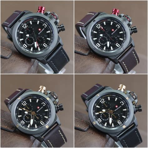 Jam Swiss Army Sa 2117mr jual jam tangan swiss army chronograph sa e300 swiss army