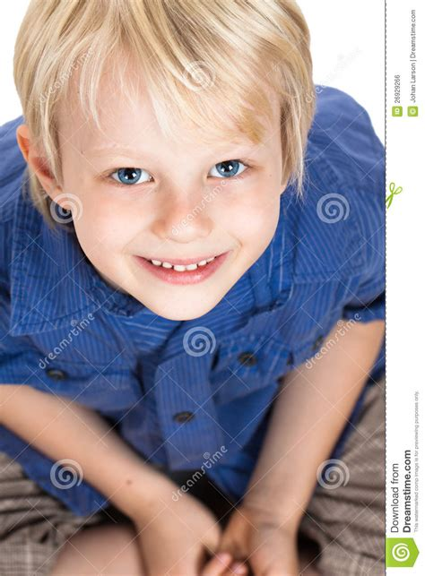 close up portrait of cute young boy stock image image close up portrait of cute young boy royalty free stock