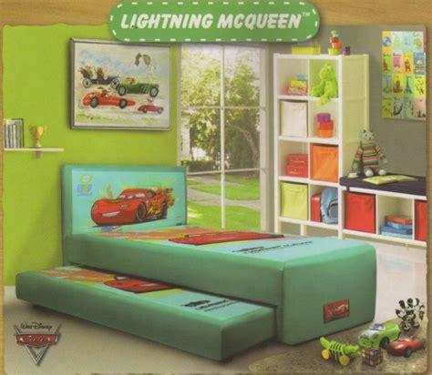 Kasur Bed 2 In 1 florence kasur 2 in 1 type lightning mcqueen