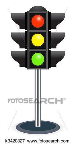 clipart semaforo archivio illustrazioni semafori k3420827 cerca clipart