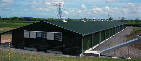 Barn House Floor Plans multi tier free range housing