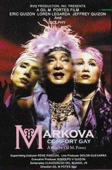 Markova Comfort Gay Wikipedia