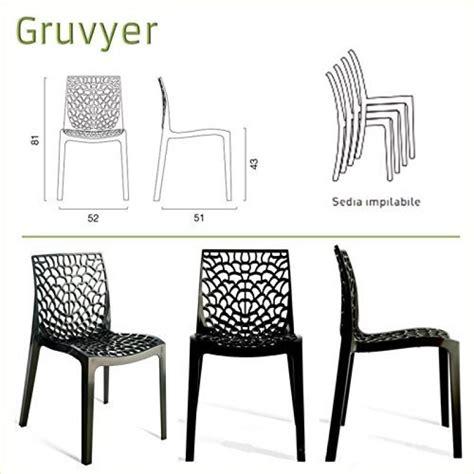 chaise blanche salon de jardin votre top  pour