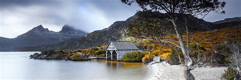 dove lake boat shed tasmania