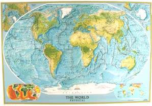 Physical Map Of The World by Pics Photos World Map Physical Map Of The World Nations