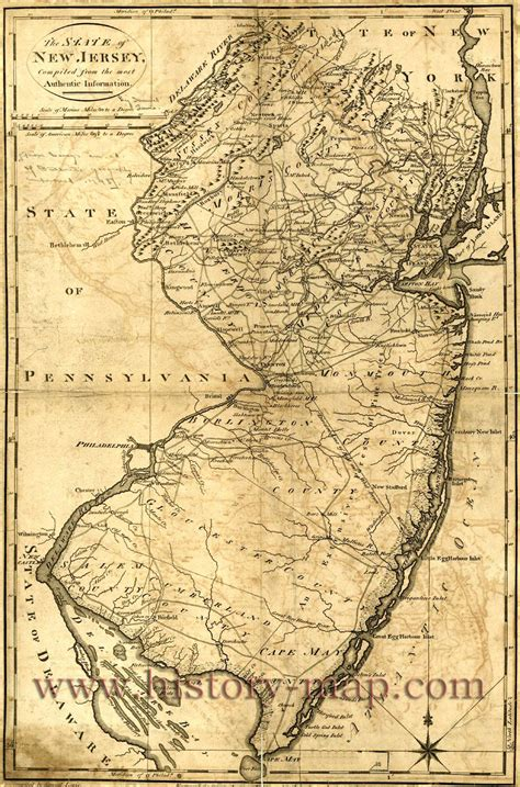 map of new jersey in colonial times welcome to the new jersey colony ramsey new jersey