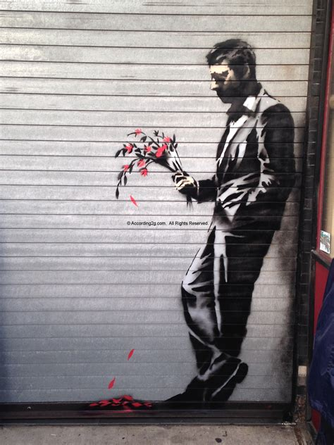 picture according 2 g part banksy according 2 g