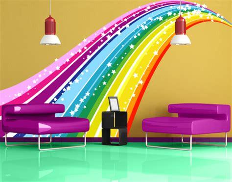 Kinderzimmer Gestalten Regenbogen by Wandtattoo No 620 Rainbow Regenbogen