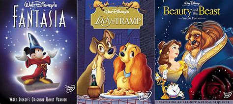 image gallery new disney cartoon movies which pre pixar animated disney movie is your favorite
