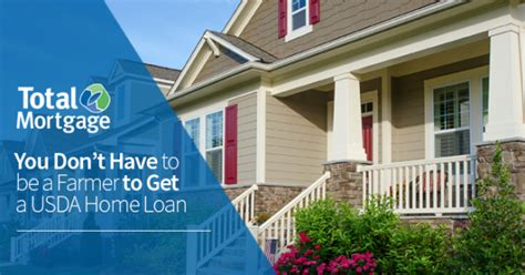 you dont to be a farmer to get a usda home loan