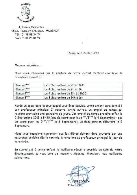 lettre de pr c3 a9sentation aux parents