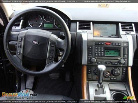 range rover sport dashboard dashboard of 2006 land rover range rover sport