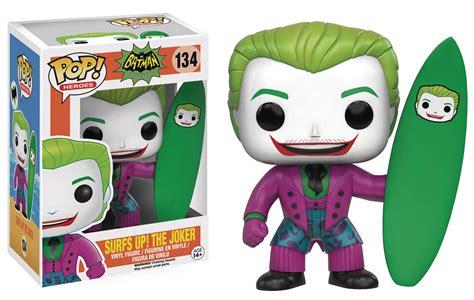 Murah Funko Pop Heroes Dc Universe The Joker 6 funko pop surf s up batman and the joker brian carnell