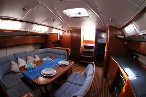 Black Kitchen by Bavaria 44 Istion Yachting Greece