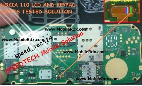 nokia 110 lcd light solution nokia 110 and 111 lcd light jumper solution