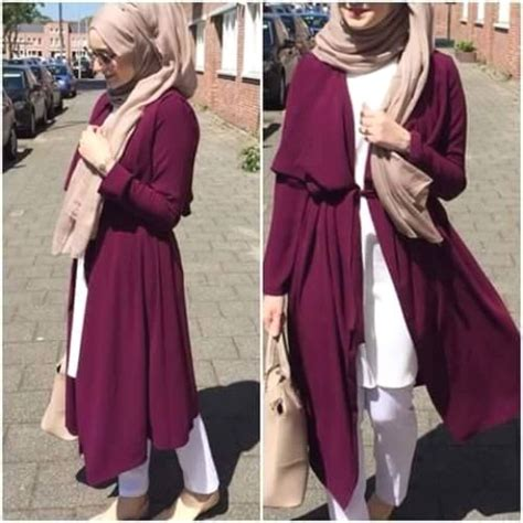 82623 Rani Marun Maxi and modest just trendy