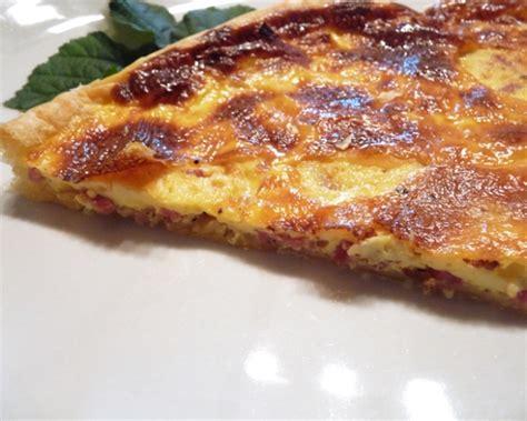 cuisine lorraine recette recette quiche lorraine d 233 couvrez cette recette de