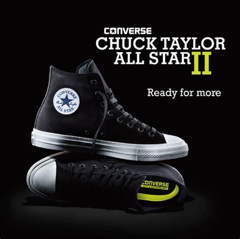 Converse Original With Lunarlon converse chuck all 2 lunarlon sportfits