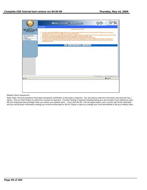 tutorial css font complete css tutorial text version rev 04 04 09