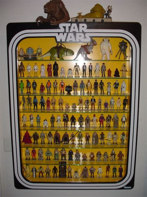 ACTION FIGURE CABINETS   Themed Figure Display Cabinets